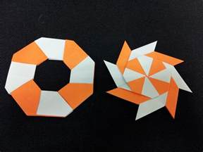 Easy Origami Things - paper moon easy origami for the easily bored
