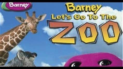 backyard animals lyrics sing dance barney videos de barney clips de barney