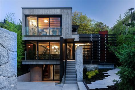 design house furniture vancouver cloister house by measured architecture in vancouver canada