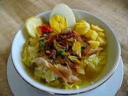 resep membuat soto ayam bumbu kuning resep soto ayam bumbu kuning nikmat dan mantap kumpulan