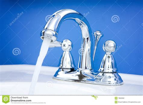 faucet stock photography image 7862692