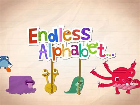 endless alphabet apk best free app of the week endless alphabet insight
