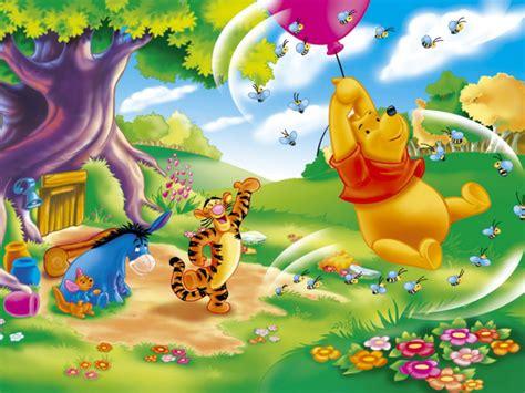 imagenes que se mueven de winnie pooh winnie the pooh volando en globo fondos de pantalla