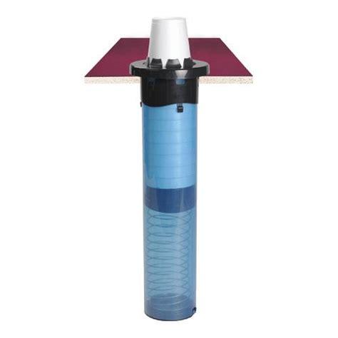 Countertop Cup Dispenser by San Jamar C5450c18 Sentry 174 Drop In Cup Dispenser Etundra