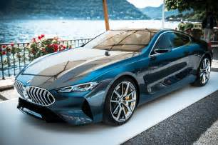 Bmw Pics Bmw 8 Series Concept Looks Even Better The Italian