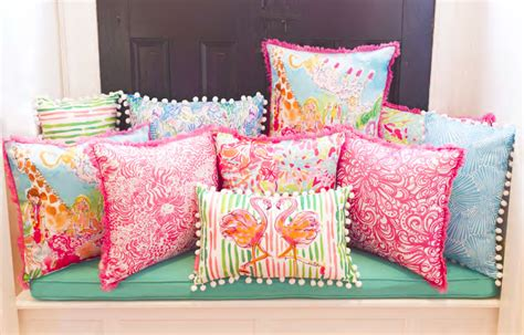 Lilly Pulitzer Home | summer in newport lilly pulitzer home decor collection