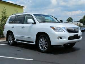 Lexus Suv Used Lexus Lx 570 Options 2017 Ototrends Net