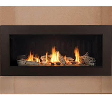 Coastal Fireplace Screens by Gas Fireplaces L1 Series Kastle Fireplace