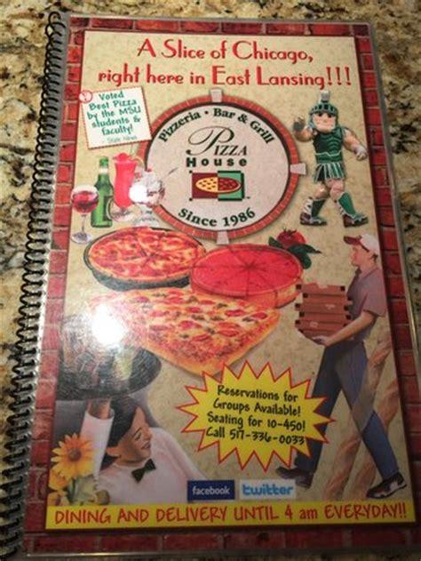 pizza house east lansing pizza house east lansing menu prices restaurant reviews tripadvisor