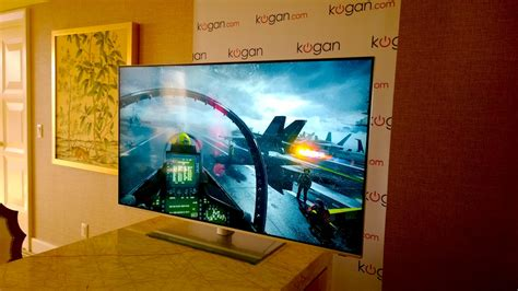 Kogan 4k kogan has a sub 1000 4k tv now gizmodo australia