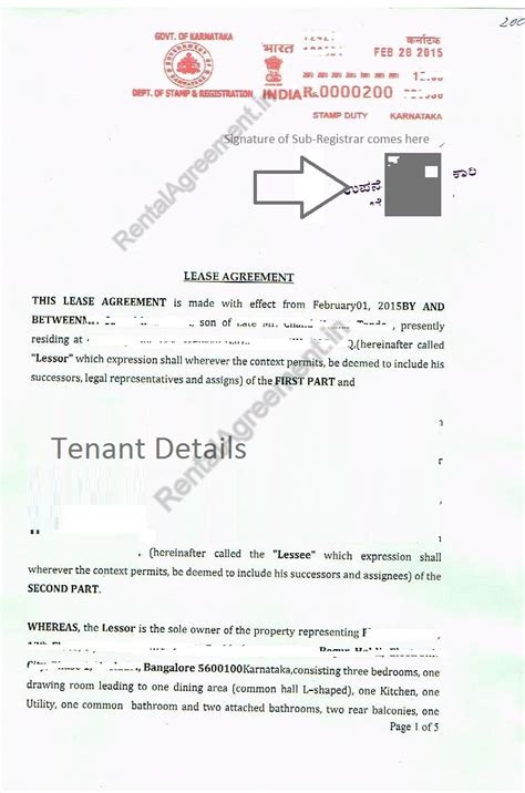 General Lease Agreement Template rental agreement sample and formats rent lease tenancy