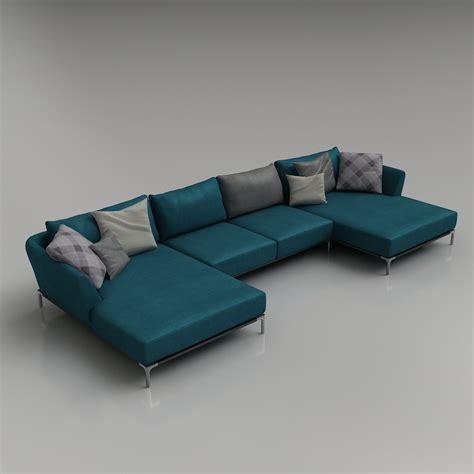 Corner Vanities 3d Rolf Benz Scala Sofa High Quality 3d Models