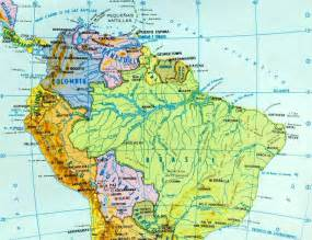 map of northern south america america s lost civilisation