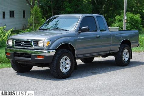 1995 Toyota Tacoma 4x4 For Sale Armslist For Sale 1995 Toyota Tacoma 4x4