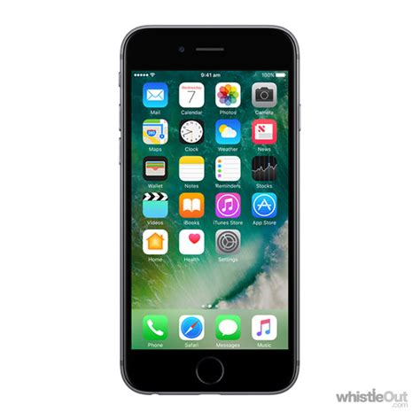 iphone  gb compare prices plans deals whistleout