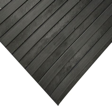 thick and wide mats wide rib rubber floor mat 1 8 inchx3 wide rubber runner