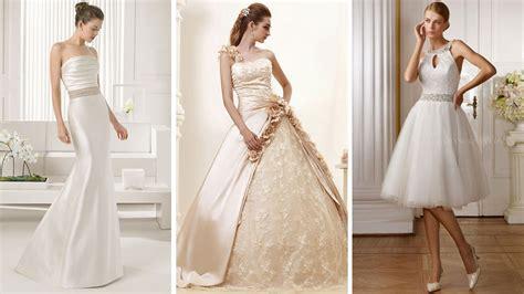 fotos vestidos de novia años 60 vestidos de novia mas de 60 ideas para todos los gustos