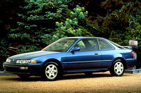 1990 acura integra transmission 1990 93 acura integra consumer guide auto