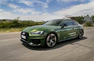 2018 audi rs 5 coupe review autoguide news