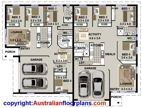 cheap duplex plans australian duplex house plans cheap kit homes steel or