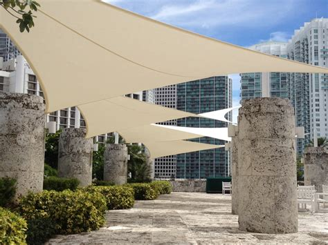 Shade Sails LLC ? Innovative Tensioned Fabric Canopies