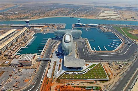 Yas Marina World 2017 Formula One Etihad Airways Abu Dhabi Grand Prix
