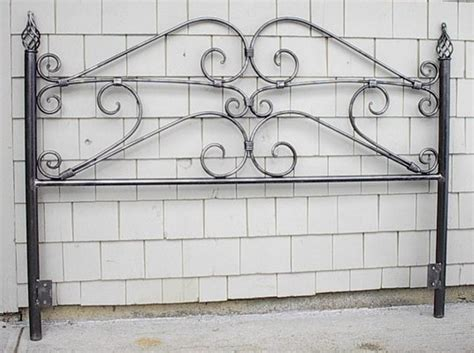 wrought iron headboard wrought iron headboard with birds home improvement 2017