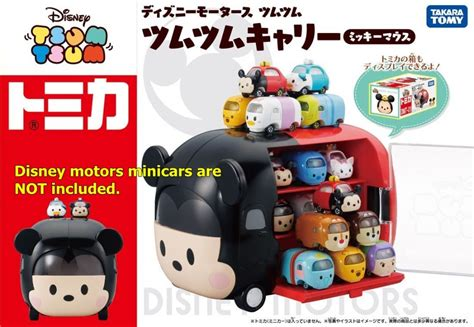 Tomica Disney Motor Tsumtsum Mariecat tomica disney motors tsum tsum carry mickey mouse takara tomy f s ems from japan ebay