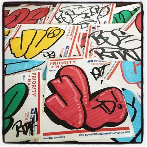 boe rtw sticker pack duel graffiti