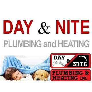 Day Plumbing And Heating day nite plumbing heating inc 1 reviews 6 projects