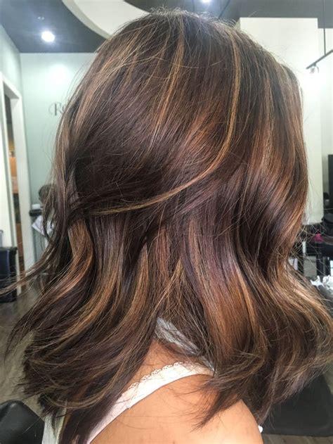 diy auburn highlights for brown hair diy auburn highlights for brown hair the 25 best auburn
