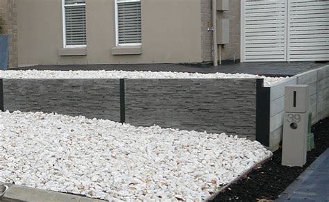 Concrete Sleepers Retaining Wall by Concrete Sleeper Retaining Walls Adelaide