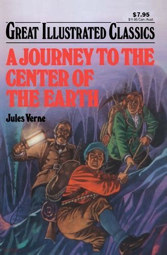 journey to the center of the earth book report journey to the center of the earth great illustrated