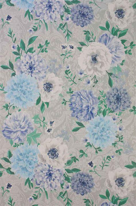 Tapete Englischer Stil by Englische Landhaus Tapeten U Stoffe Mit Blumen Matthew