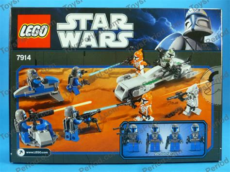 Lego Wars 7914 Mandolerian Battle Pack 1 lego 7914 mandalorian battle pack wars clone wars new