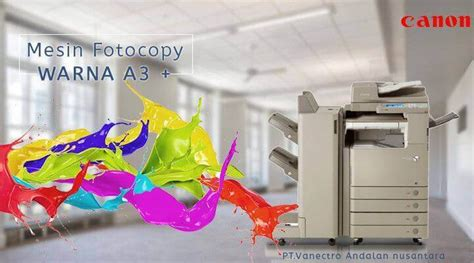 Mesin Fotocopy Rusak promo mesin fotocopy warna harga mulai 20jutaan februari 2018