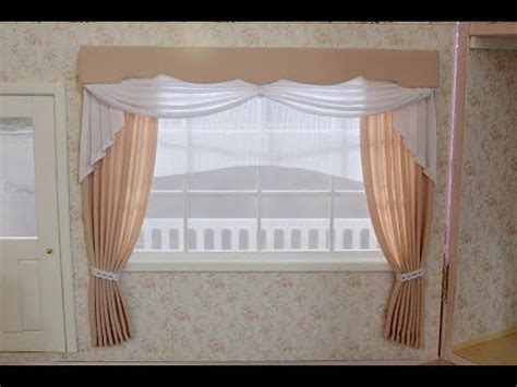 how to make dollhouse curtains 74 best images about dollhouse windows on pinterest