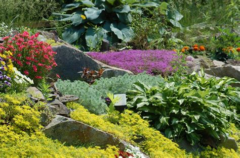 How To Make Rock Garden How To Build Rock Gardens Photo Tutorial