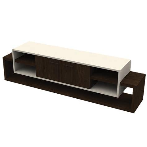 Shared Desks Aspen Modern Tv Cabinet Wenge White