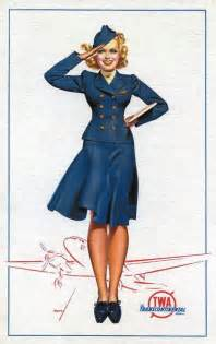 1940s air travel on pan am united airlines