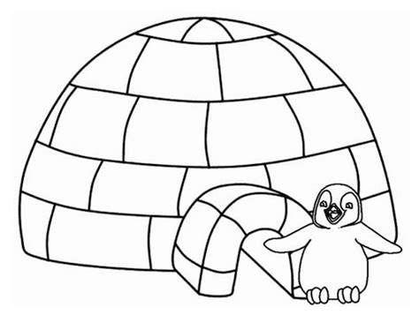igloo coloring page free free coloring pages of what an igloo