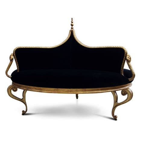 Banquette Sofa by The Seductive Banquette Sofa