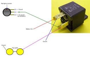 fog light relay wiring diagram fog uncategorized free