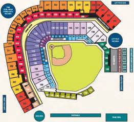 pnc park seating chart with rows rj deerkram is it a