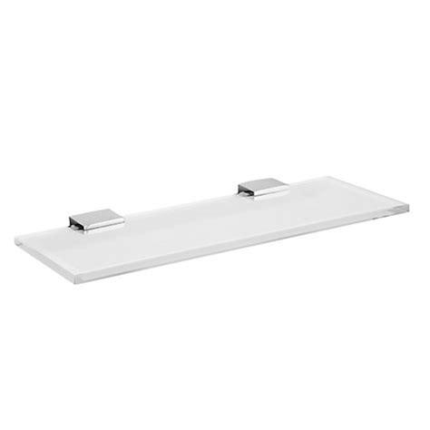 small glass shelf bathroom buy miller frosted glass bathroom shelf lewis