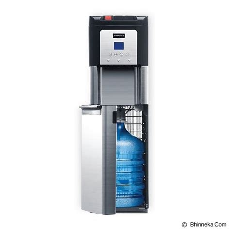 Jual Stand Galon jual sharp stand water dispenser swd 78ehl sl murah