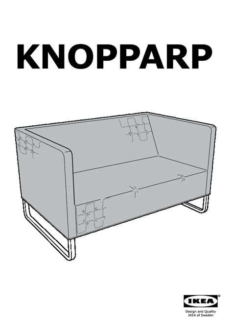 knopparp loveseat knopparp loveseat bright yellow ikea united states