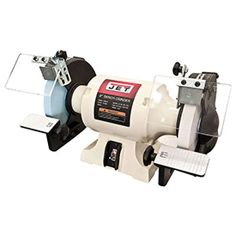 slow speed bench grinders jet 8 quot slow speed bench grinder shop supplies craft supplies usa