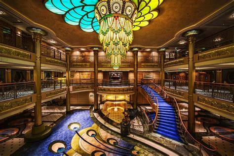 Disney Interior by Top 5 Luxury Cruisers The Simply Luxurious Style