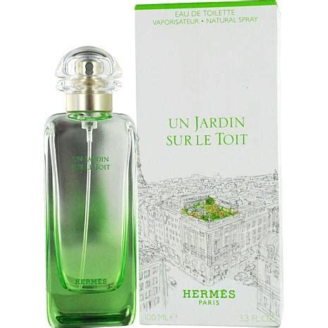 Hermes Un Jardin Sur Le Toit Edt 7 5ml Parfum Unisex Miniature Asli un jardin sur le toit by hermes eau de toilette spray for 3 4 fl oz 7680056 hsn